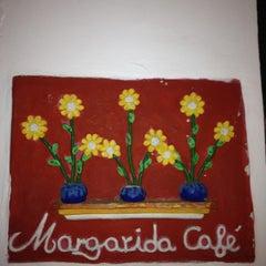 Photo taken at Margarida Cafe by BELLUM EST PACEM T. on 8/19/2012