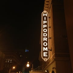 Photo taken at The Hippodrome / France-Merrick Performing Arts Center by Olivia H. on 10/3/2012