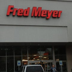 Photo taken at Fred Meyer by Andrew W. on 12/23/2012