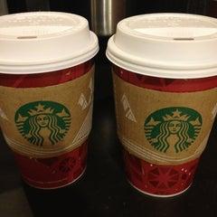 Photo taken at Starbucks by Melissa D. on 11/9/2013