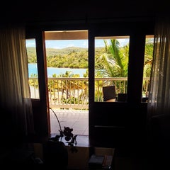 Photo taken at Nonsuch Bay Resort by Mark H. on 3/26/2014