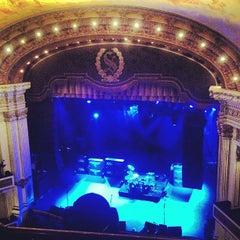 Photo taken at Spreckels Theatre by Adrian G. R. on 7/20/2013