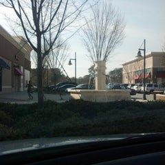 Photo taken at The Shoppes at River Crossing by Jeffrey F. on 1/27/2013