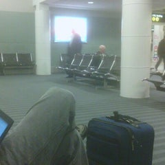 Photo taken at Gate B7 by Frostbite F. on 11/15/2012
