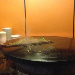 Photo taken at Yuan Palace Mongolian BBQ by Kwame Brent W. on 4/25/2013