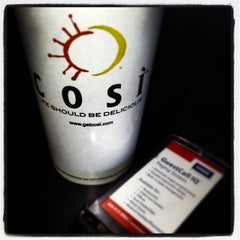 Photo taken at Cosi by Jim F. on 1/10/2013