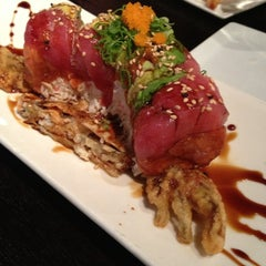 Photo taken at Sushiya by Vicki T. on 7/22/2013
