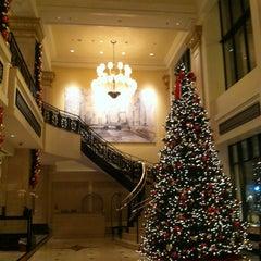 Photo taken at JW Marriott by Merryn Y. on 11/27/2012