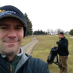 Photo taken at Briarwood Golf Course by Jarrod on 2/16/2013