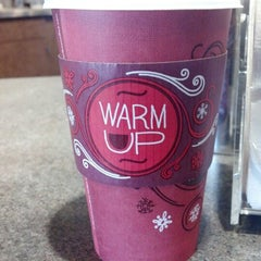 Photo taken at Caribou Coffee by Heidi G. on 11/22/2012