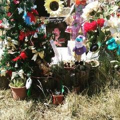 Photo taken at Cementerio de Playa Ancha by Osvaldo P. on 12/26/2015