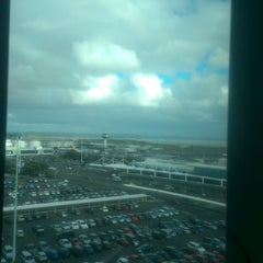 Photo taken at Novotel Auckland Airport by Nate S. on 12/15/2014