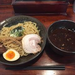 Photo taken at 麺処 田ぶし by Koji K. on 9/22/2015