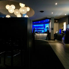 Photo taken at Cineplex VIP Lounge by Trevor H. on 11/15/2014