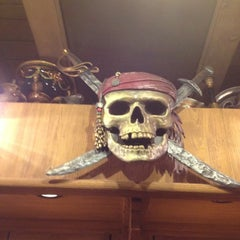 Photo taken at Pirates of the Caribbean by Amanda B. on 11/19/2012