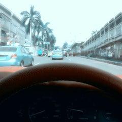 Photo taken at Jalan Sultan Iskandar Muda (Arteri Pondok Indah) by Ari W. on 6/1/2014