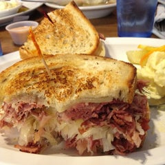 Photo taken at The Bagel Deli by Tony L. on 11/20/2012