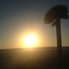 Photo taken at Turner Beach by Linda M. on 3/27/2013