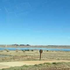 Photo taken at Cherry Creek State Park by Crystal B. on 11/17/2012