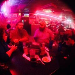 Photo taken at Mel's Diner by Jonathan A. on 1/14/2015