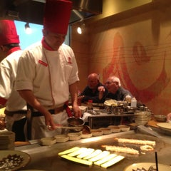 Photo taken at Benihana by Jason S. on 5/4/2013