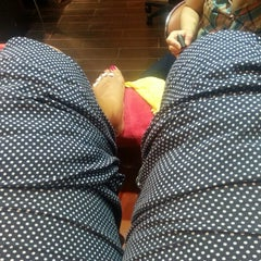 Photo taken at Kinzie Nail Spa by Vanessa S. on 6/18/2014