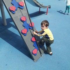 Photo taken at Seger Park by Matthew M. on 4/13/2015