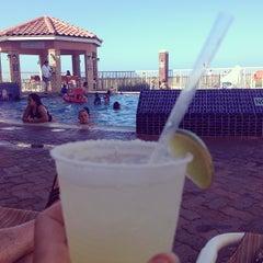 Photo taken at La Copa Inn Beach Hotel by Rebecca L. on 6/1/2013