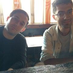 Photo taken at 120 Bay Cafe by al b. on 8/23/2014