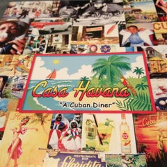 Photo taken at Casa Havana by al b. on 2/11/2013