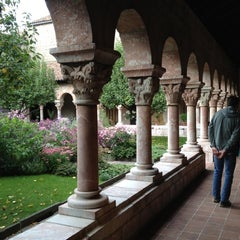 Photo taken at The Cloisters by Holly S. on 9/29/2012
