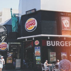 Photo taken at Burger King by Kristina L. on 6/9/2014