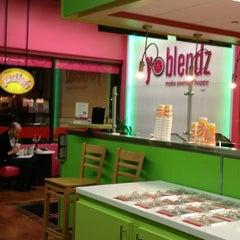 Photo taken at JuiceBlendz®/YoBlendz® by Doug C. on 2/16/2013