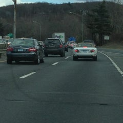 Photo taken at The Mixmaster - I84/Rt8 by David C. on 3/27/2013