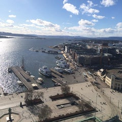 Photo taken at Båtservice Sightseeing by Monica S. on 4/12/2014