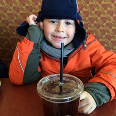 Photo taken at Panera Bread by Alexandre S. on 2/23/2014