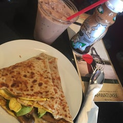 Photo taken at Cupz N'  Crepes by Rehomma on 4/2/2016