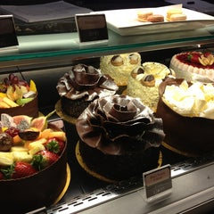 Photo taken at Patisserie Valerie by Luis M. on 3/31/2013