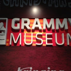 Photo taken at The GRAMMY Museum by Carmen on 12/9/2012