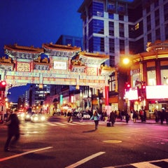 Photo taken at Chinatown by sacha J. on 12/6/2012