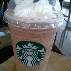 Photo taken at Starbucks by Andrea on 9/15/2012