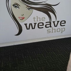 Photo taken at The Weave Shop by Ngonzi C. on 9/18/2015