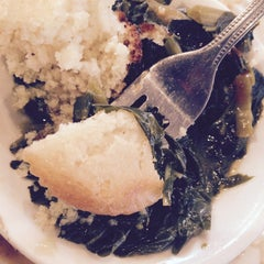 Photo taken at 6978 Soul Food by Ngonzi C. on 4/8/2015