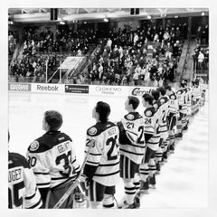Photo taken at Thompson Arena at Dartmouth by Dan M. on 1/13/2013