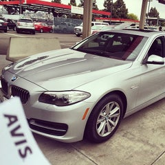 Photo taken at Avis Car Rental by Susan B. on 3/26/2014