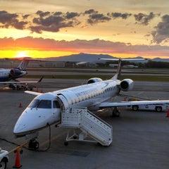Photo taken at Burlington International Airport (BTV) by James H. on 5/19/2013