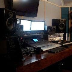 Photo taken at Critical Recording Studio by Jairo M. on 3/7/2013