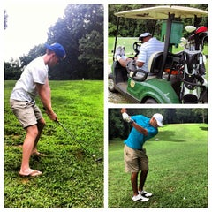 Photo taken at Rock Creek Golf Course by Shaffer on 7/13/2013