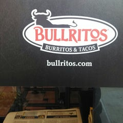 Photo taken at Bullritos by Clay K. on 7/29/2013