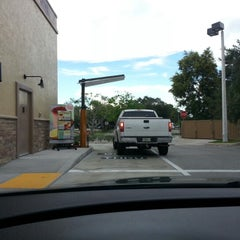 Photo taken at Taco Bell by Alex H. on 9/28/2012